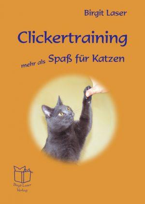 Buch kaufen - Clickertraining - mehr als Spaß für Katzen